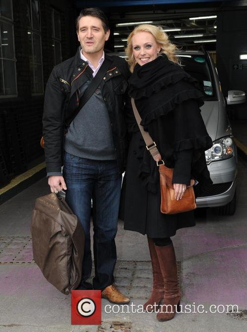 Tom Chambers and Camilla Dallerup 3