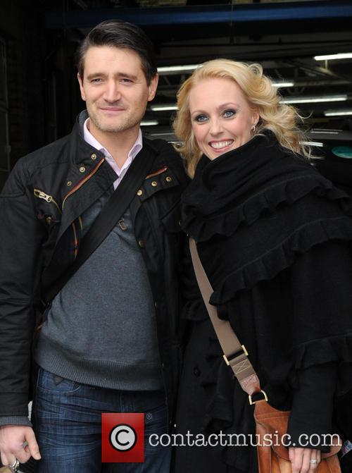 Tom Chambers and Camilla Dallerup 4
