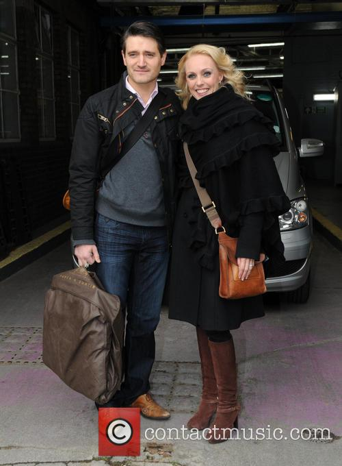 Tom Chambers and Camilla Dallerup 5