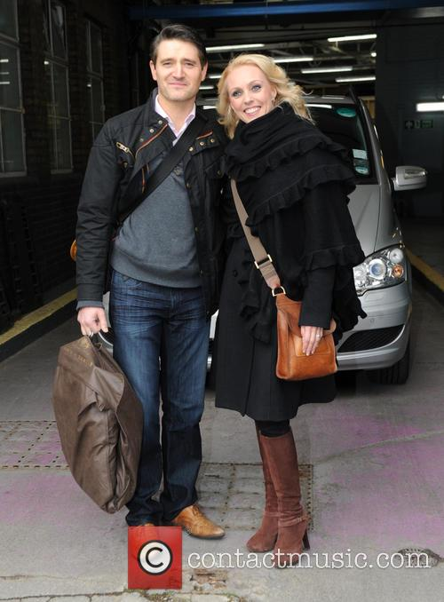 Tom Chambers and Camilla Dallerup 6