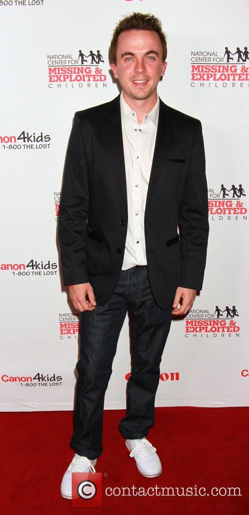 Frankie Muniz at Canon USA Fundraiser