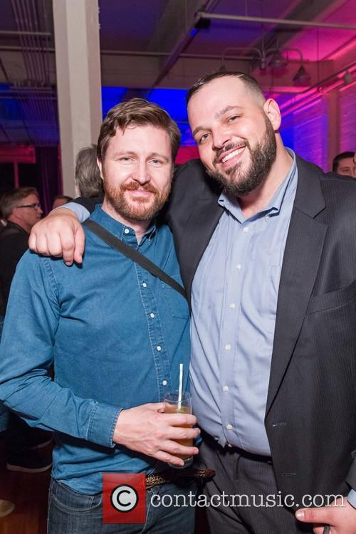 Andrew Haigh and Daniel Franzese 4