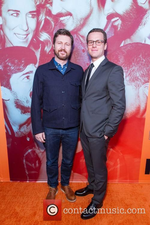 Andrew Haigh and Jonathan Groff 1