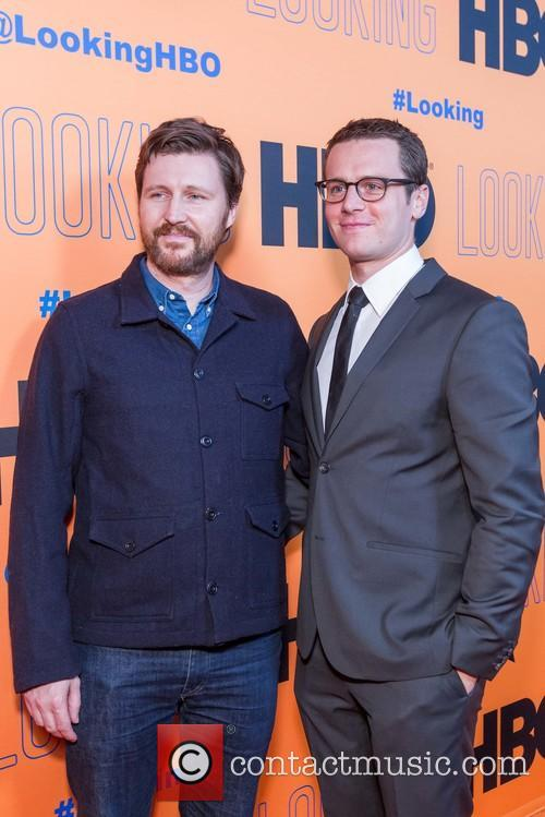 Andrew Haigh and Jonathan Groff 2