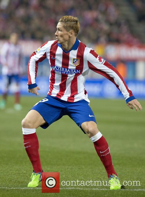 Real Madrid and Fernado Torres 2