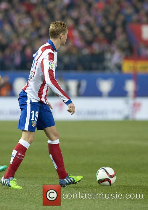 Real Madrid and Fernado Torres 3