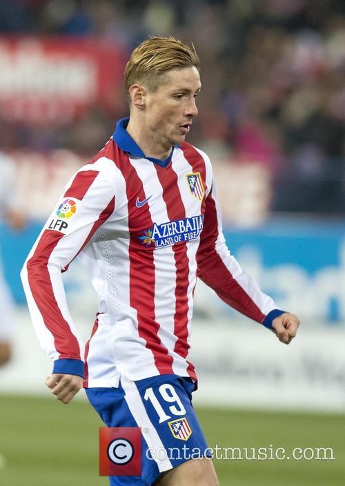 Real Madrid and Fernado Torres 5
