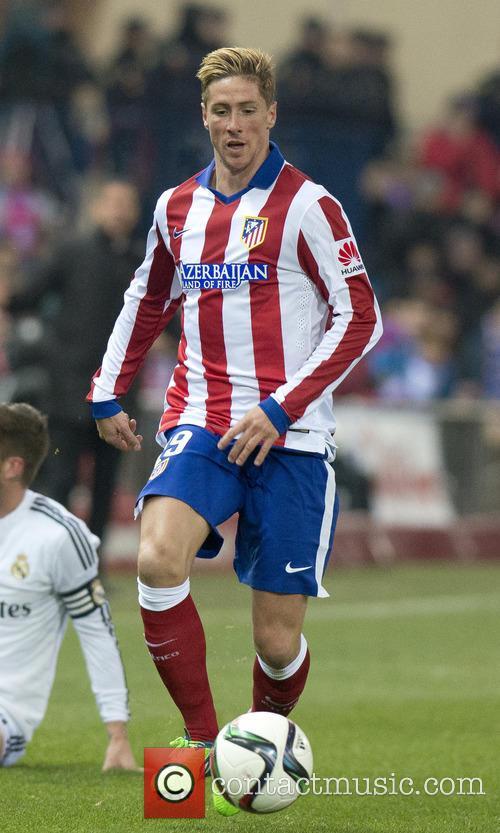 Real Madrid and Fernado Torres 6