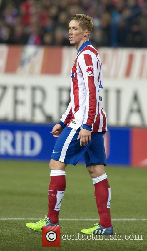Real Madrid and Fernado Torres 8