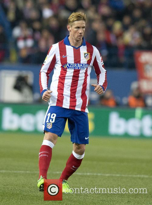Real Madrid and Fernado Torres 9