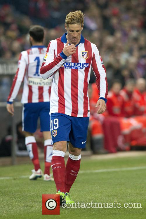 Real Madrid and Fernado Torres 10