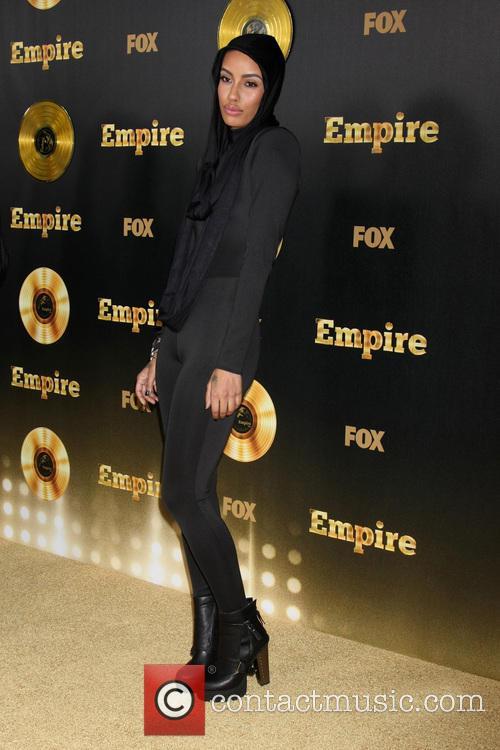 FOX TV's  Empire premiere event