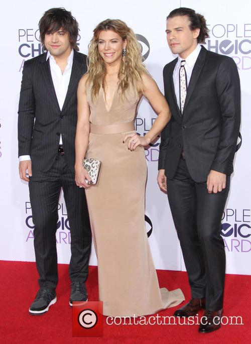The Band Perry, Reid Perry and Kimberly Perry 5