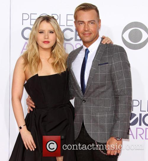Taylor Spreitler and Joseph Lawrence