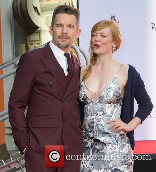 Ethan Hawke and Sarah Snook 4