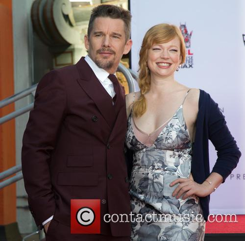 Ethan Hawke and Sarah Snook 6