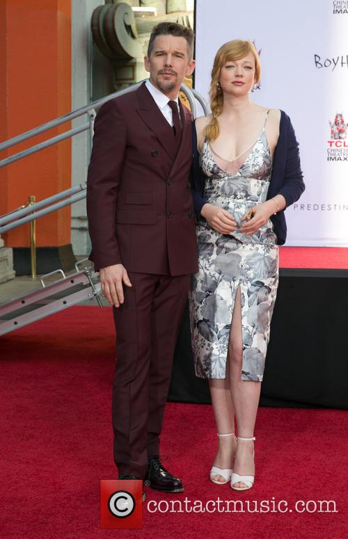 Ethan Hawke and Sarah Snook 7