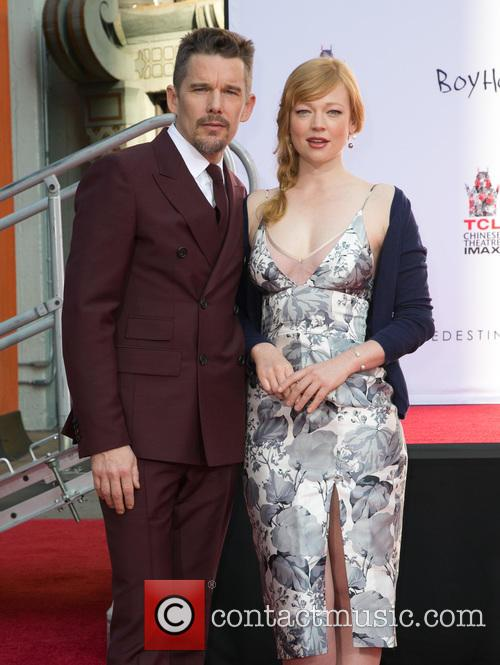 Ethan Hawke and Sarah Snook 9