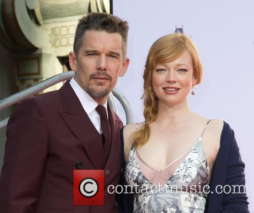 Ethan Hawke and Sarah Snook 10