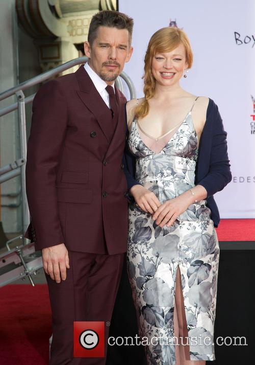 Ethan Hawke and Sarah Snook 1