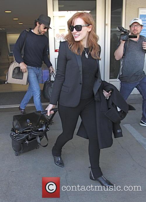 Jessica Chastain 8