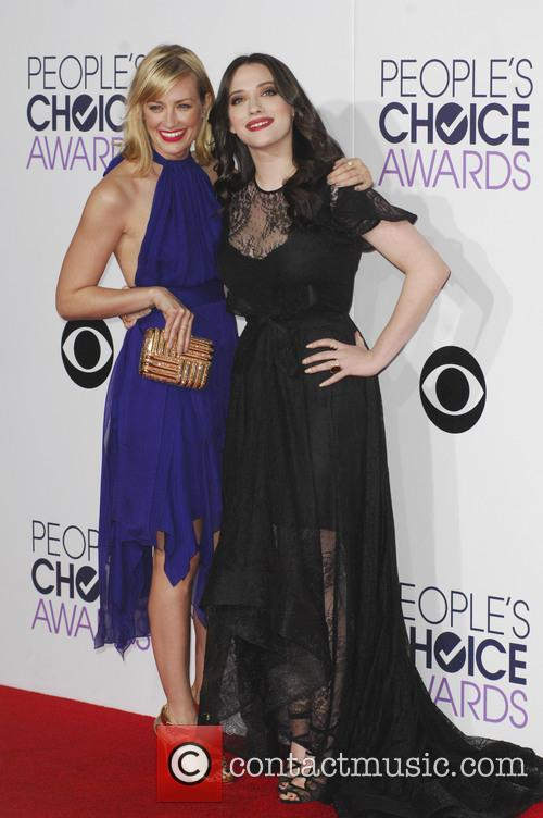 Beth Behrs and Kat Dennings 3