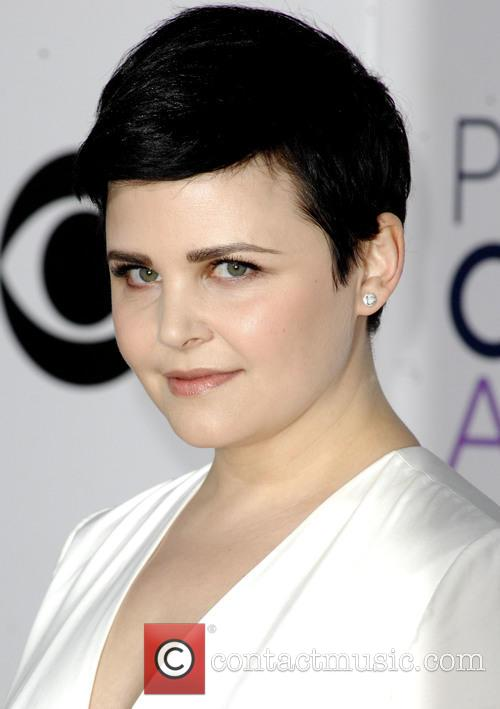 Ginnifer Goodwin The Peoples Choice Awards Arrivals 6 Pictures