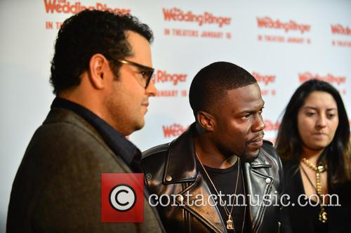 Josh Gad and Kevin Hart 5
