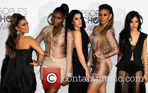 Dinah, Ally Brooke Hernandez, Normani Hamilton, Lauren Jauregui and Camila Cabello 1