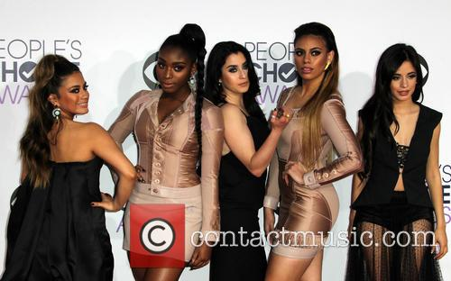 Dinah, Ally Brooke Hernandez, Normani Hamilton, Lauren Jauregui and Camila Cabello 3