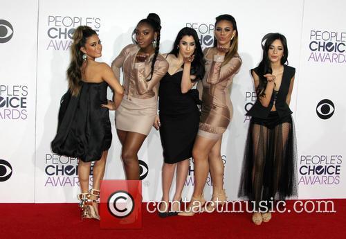 Dinah, Ally Brooke Hernandez, Normani Hamilton, Lauren Jauregui and Camila Cabello 4