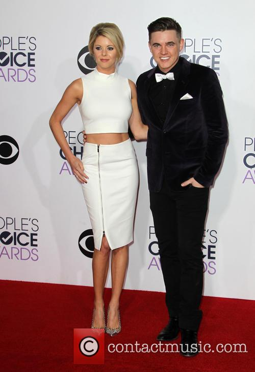 Katie Peterson and Jesse Mccartney 3