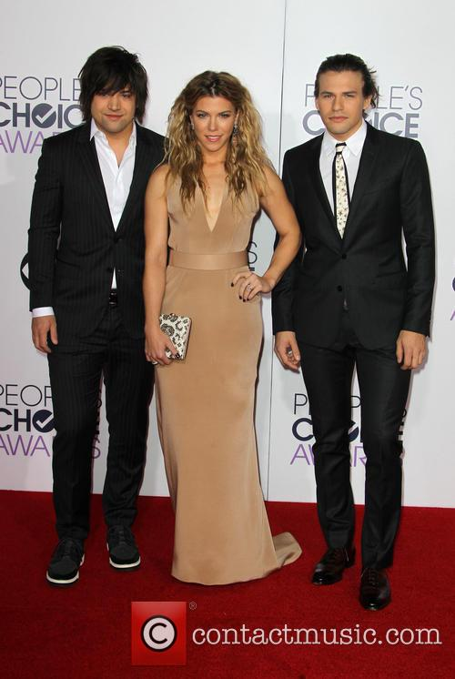 Kimberly Perry, Neil Perry and Reid Perry 2