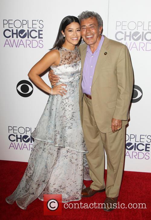 Gina Rodriguez and Genaro Rodriguez 7