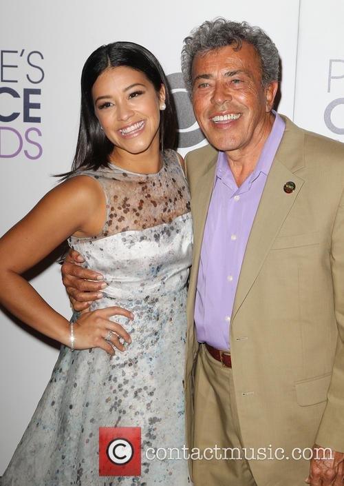 Gina Rodriguez and Genaro Rodriguez 9