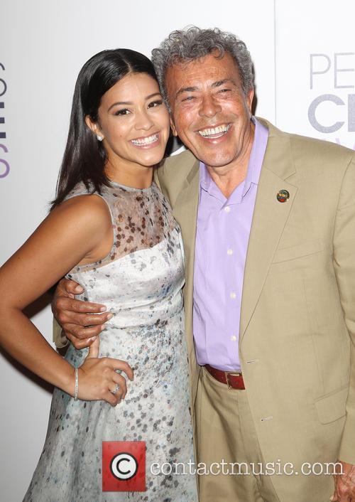 Gina Rodriguez and Genaro Rodriguez 11