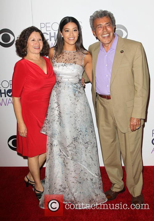 Magali Rodriguez, Genaro Rodriguez and Gina Rodriguez 2