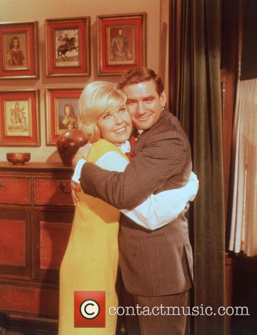 Doris Day and Rod Taylor