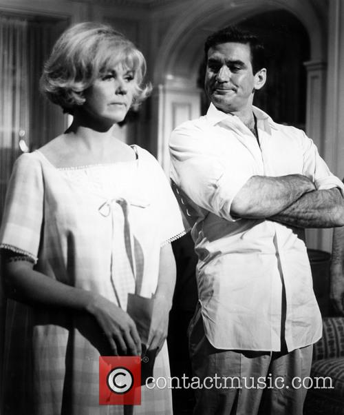 Doris Day starred with Rod Taylor in 'Do Not Disturb'