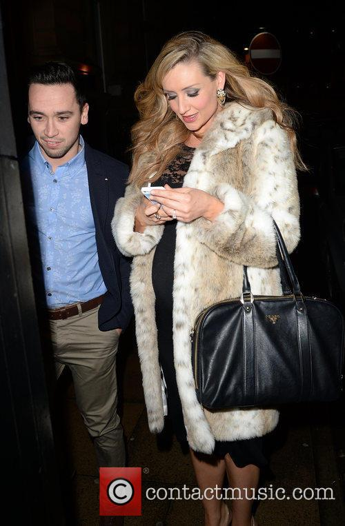 Cath Tyldesley and Tom Pitfield 5