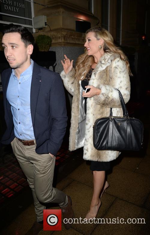 Cath Tyldesley and Tom Pitfield 6