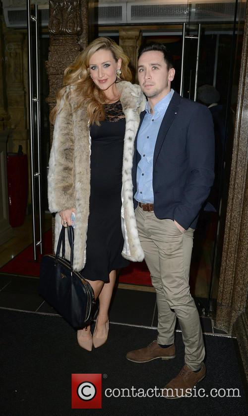 Cath Tyldesley and Tom Pitfield 7