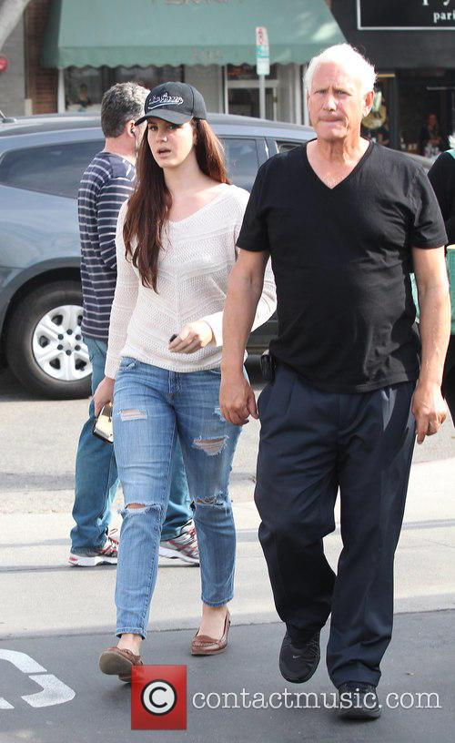 Lana Del Rey and Robert Grant 5