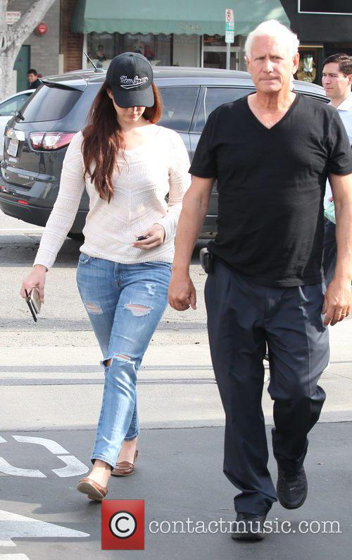 Lana Del Rey and Robert Grant 6