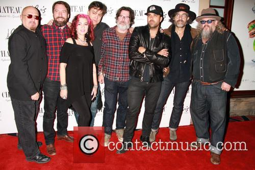 Mark Boone Junior and The Forest Rangers With Franky Perez 3