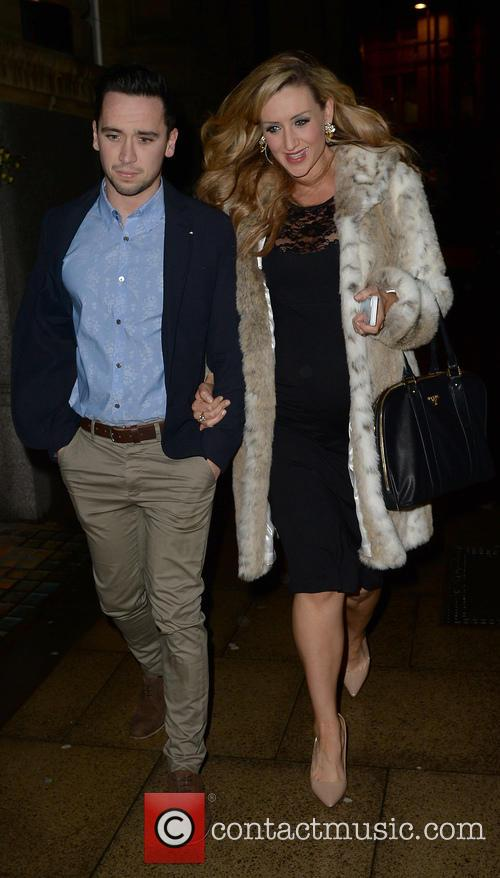 Cath Tyldesley and Tom Pitfield 8