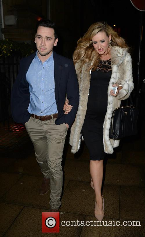 Cath Tyldesley and Tom Pitfield 9