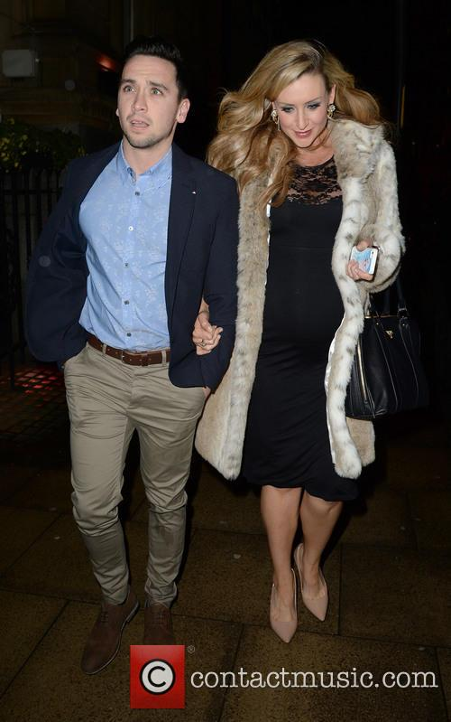Cath Tyldesley and Tom Pitfield 10