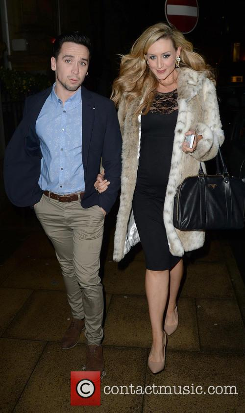 Catherine Tyldesley and Tom Pitfield 6