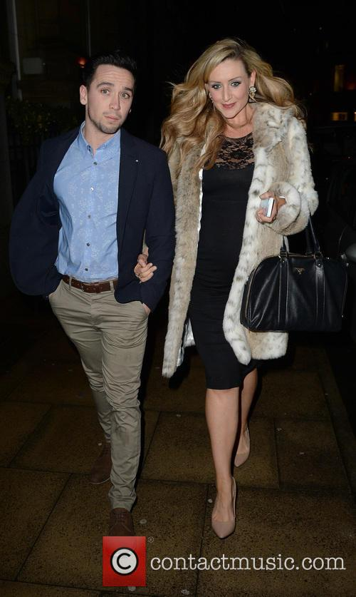 Catherine Tyldesley and Tom Pitfield 7